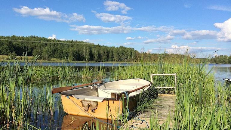 Sjön Hövern