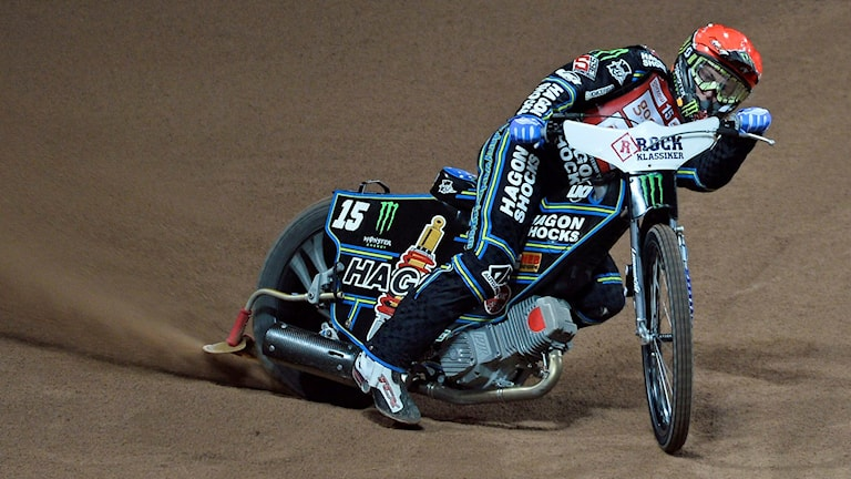 Darcy Ward Foto: Anders Wiklund/TT