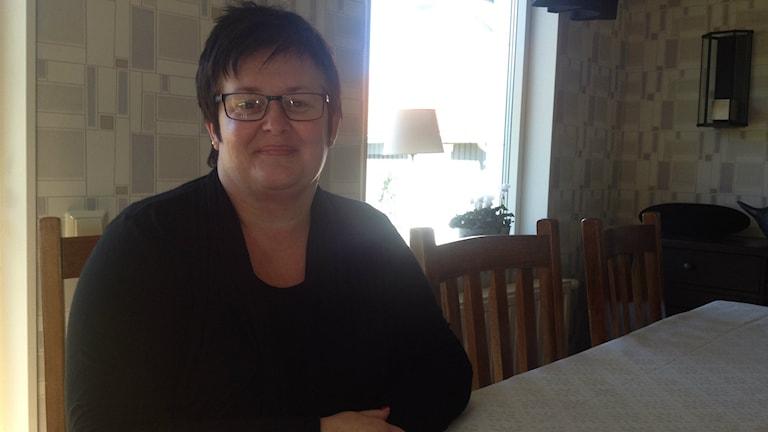 Anna Adolfsson. Foto: Stefan Lindberg/ Sveriges Radio