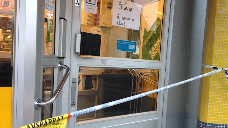 Foto: Marie-Louise Kristensson/Sveriges Radio