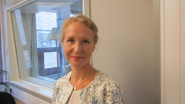 Lovisa Fricot Norén. Foto: Raina Medelius/Sveriges Radio