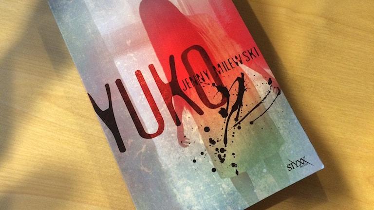 Yuko - ny bok av skräckälskaren Jenny Milewski. Foto: Lotta Ederth/SR