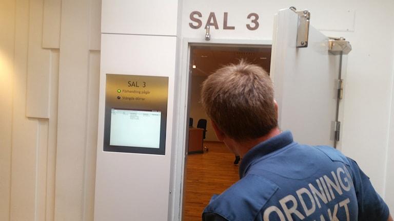 Foto: Malte Nördlöf/Sveriges Radio