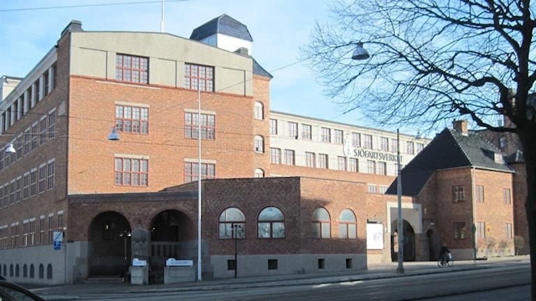 Sjöfartsverket i Norrköping. (Arkivbild)