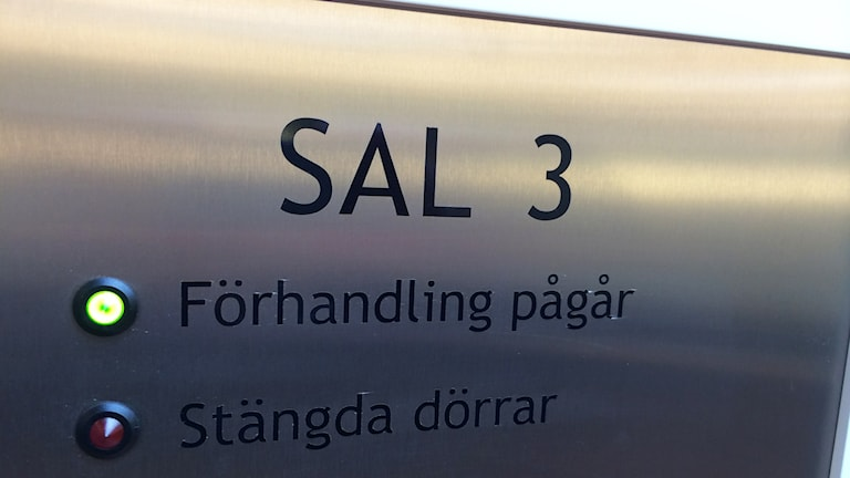Foto: Christian Ströberg/Sveriges Radio