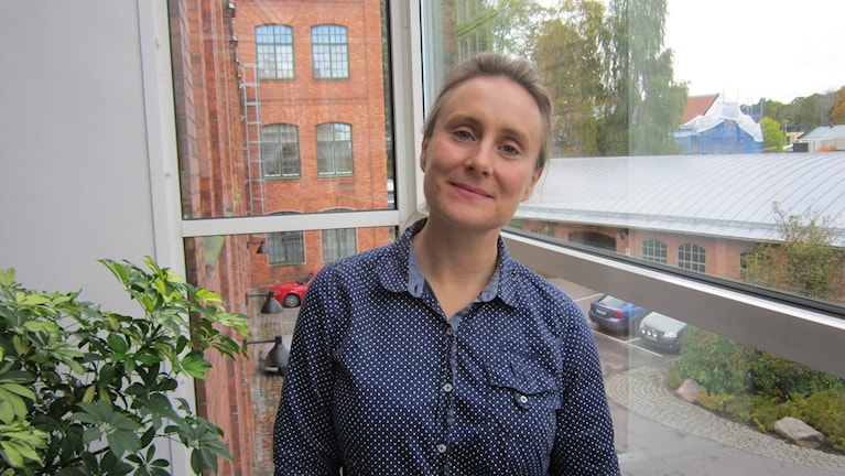 Kommunalrådet Kikki Liljedal (S) i Norrköping. Foto: Raina Medelius/Sveriges Radio