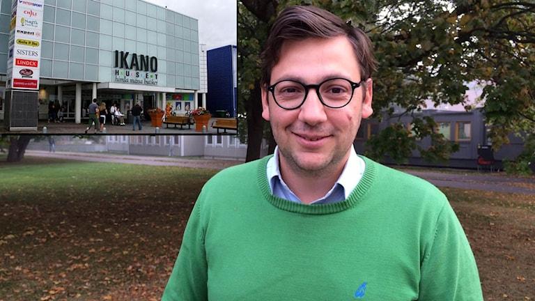 Muharrem Demirok (C), vice ordförande i samhällsbyggnadsnämnden.