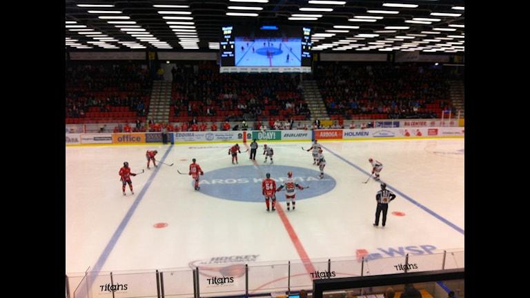 Vita Hästen Ishockey Hockeyallsvenskan