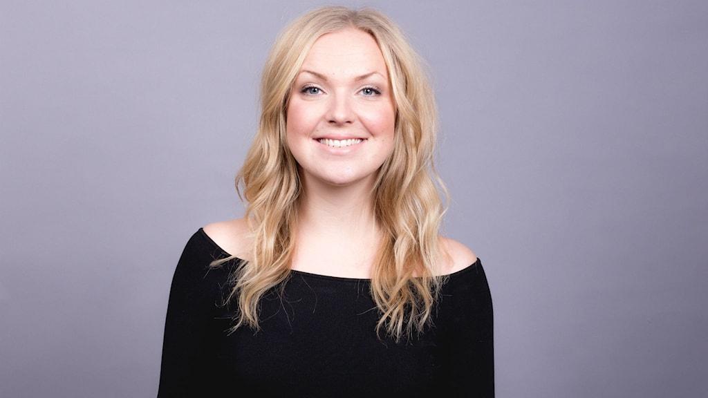 Hanna Ulvan. Foto: Pressbild