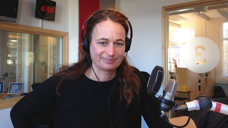 Rebecka Frey. Foto: Lovisa Waldeck/Sveriges Radio