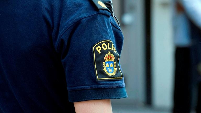 Polisen satsar nu på att få fler att anmäla hatbrott. Foto: Bertil Ericson / TT