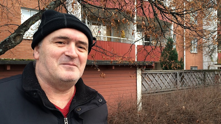 Driton Halili Foto:Lisen Elowson Tosting/Sveriges Radio