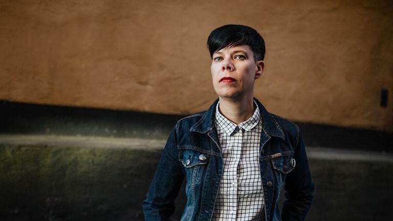 Jennie K Larsson. Foto: David Lagerlöf