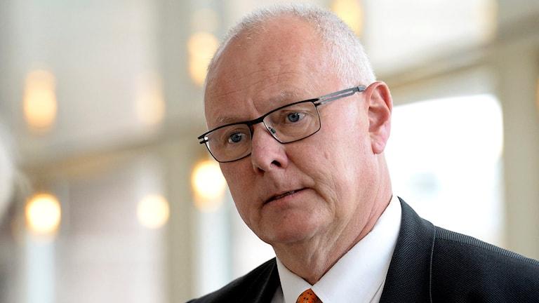Finn Bengtsson. Foto: Janerik Henriksson / TT