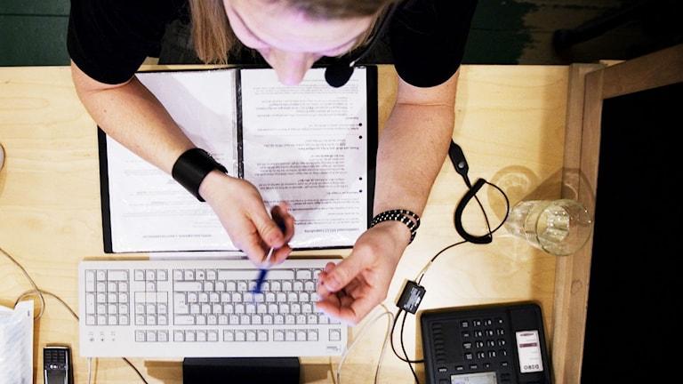 Konsumentverket granskar återigen telefonbolag efter flera anmälningar. Foto: Robert Henriksson/TT