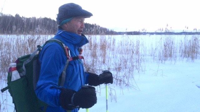 Jan Angner, Bråvallaskrinnare.