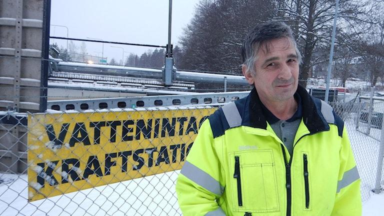 Midhat Cacan. Foto: Christian Ströberg/Sveriges Radio