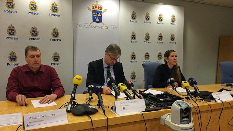 Presskonferens åtal vargattack