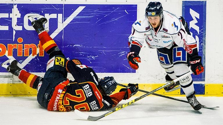 Ishockeyspelare. Foto: Claudio Bresciani/TT