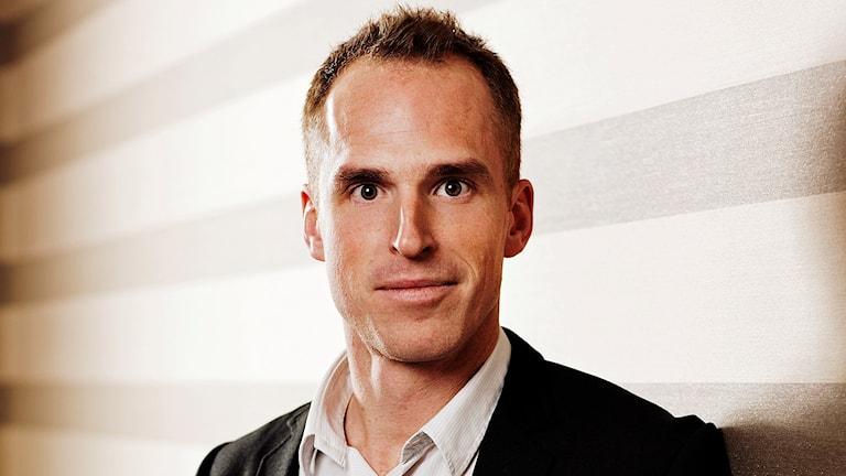 Christer Fogelmarck, koncernchef Park and Resorts. Foto: Linus Hallgren