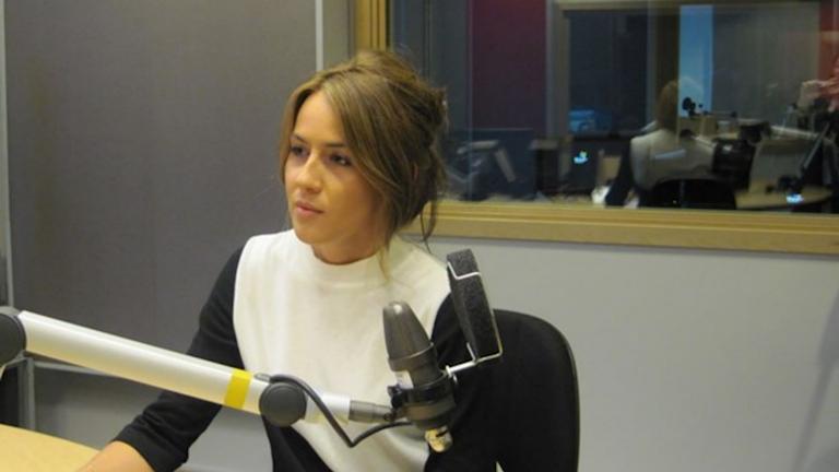 Pranvera Bahtiri jurist på Byrån mot diskriminering i Norrköping Foto: Sveriges Radio.