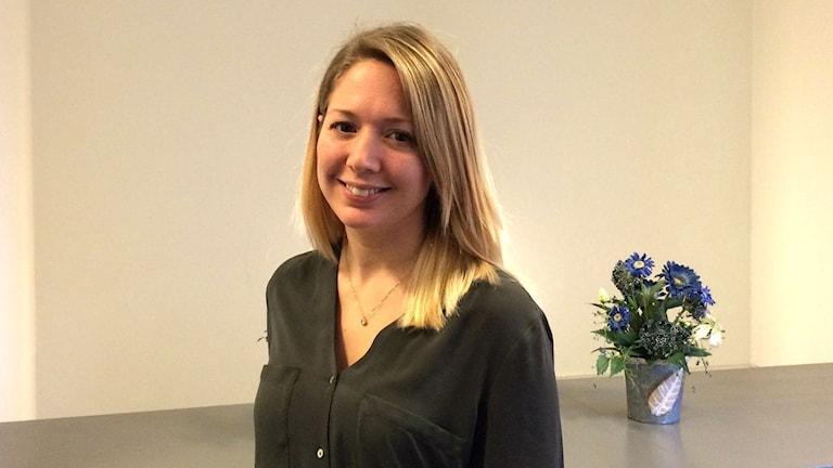 Jennifer Mayer. Foto: Rosmari Karlsson/Sveriges Radio
