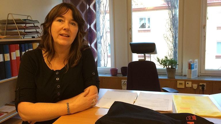 Birgitta Lindström, Kommunal sektion 6, Norrköping.