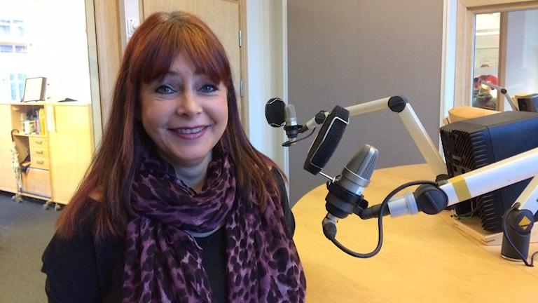 Mia Landell, verksamhetsansvarig Brottsofferjouren Östra Östergötland