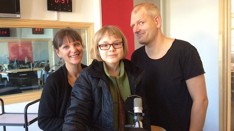 Eva Lundgren Stenbom, Lo Gruffman, Måns Ahlin