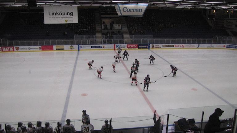 Linköping möter Luleå