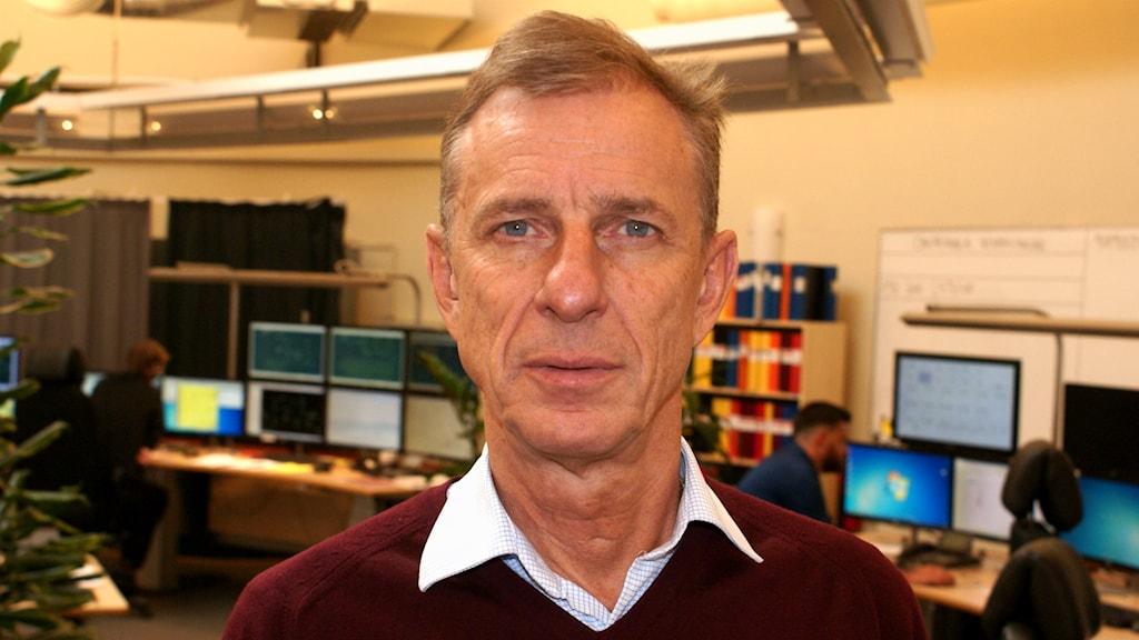 Bjrn Persson regionchef på EON Sverige