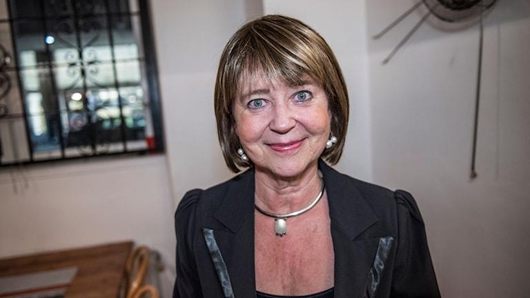 Karin Johannisson, Övralidspristagare 2016