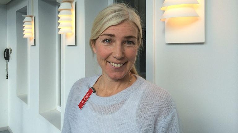 Åsa Kastbom arbetar som läkare inom vuxenpsykiatrin i Linköping.
