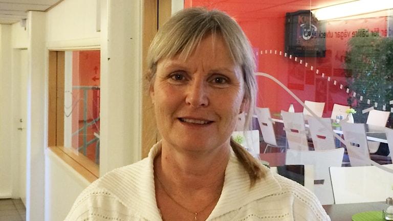 Anna Anund, sömnforskare.