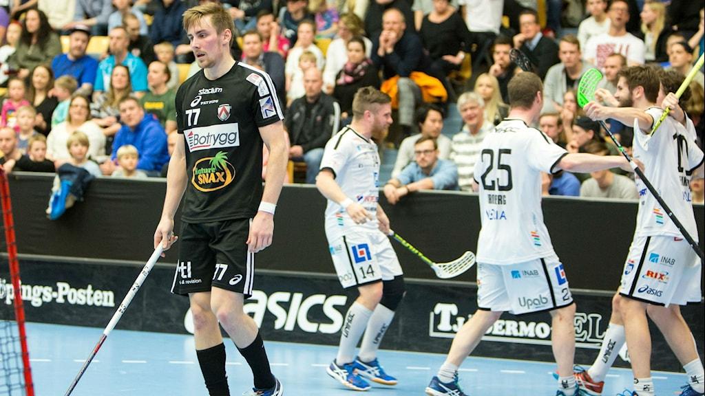 Tobias Gustafsson. Foto: Ted Malm
