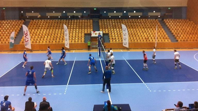 Volleybollmatch