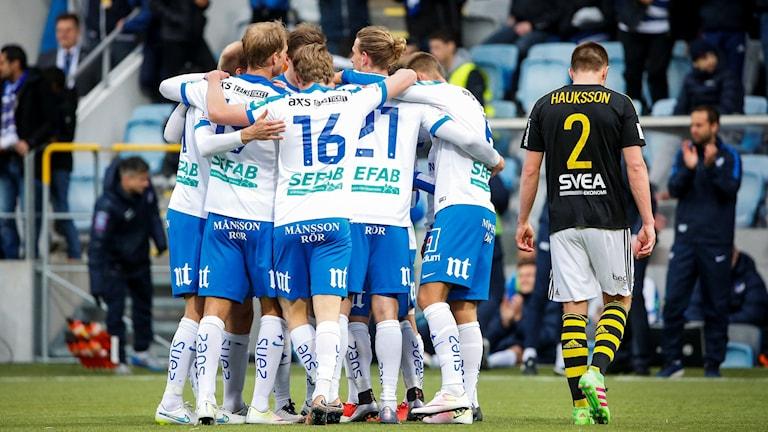 IFK Norrköpingsspelare.
