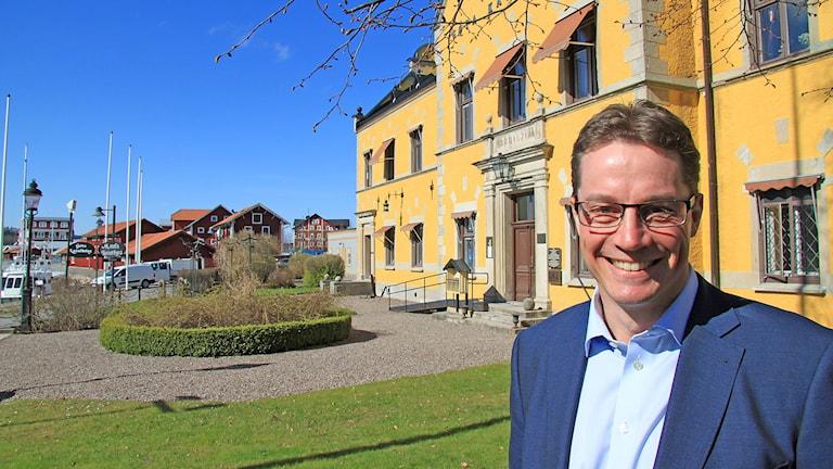 Roger Altsäter, ny VD för AB Göta kanalbolag.
