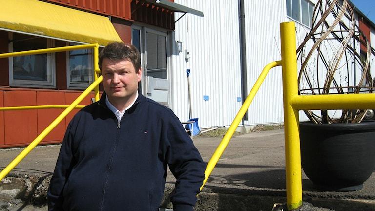 Mikael Björnholms son kunde få diagnos om autism snabbare tack vare en utomlänsremiss.