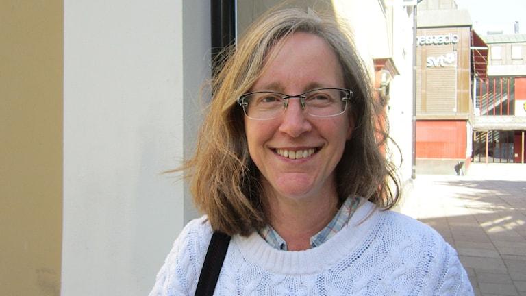 Lena Käcker Johansson i Kinda kommun.