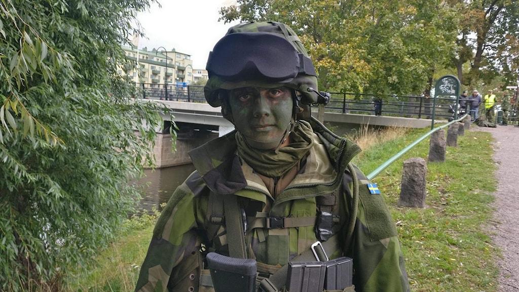 Gajos Hildén/Gruppchef hemvärnet