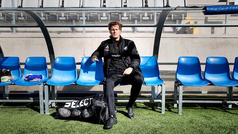 Kim Björkegren tränare i LFC.