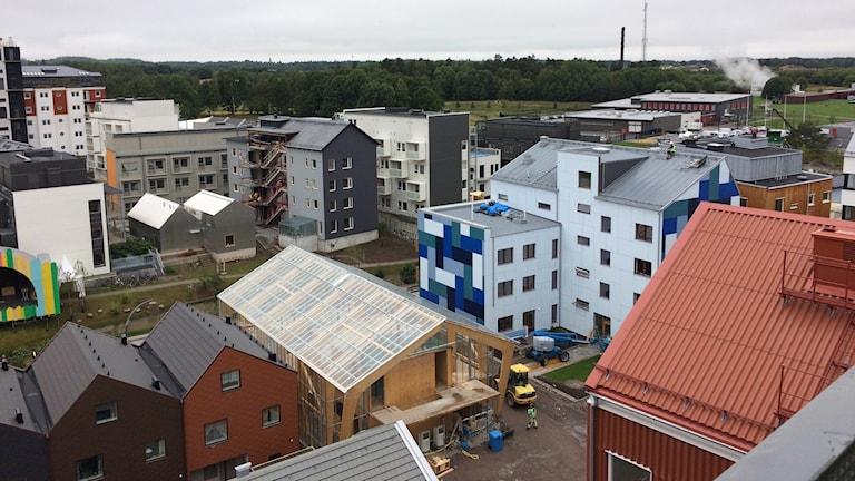 Vallastaden, Linköping.
