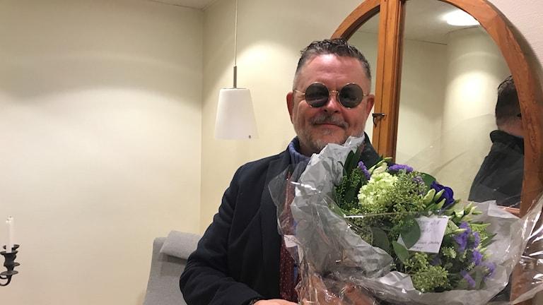 Peter Trygg blev Årets östgöte 2018.