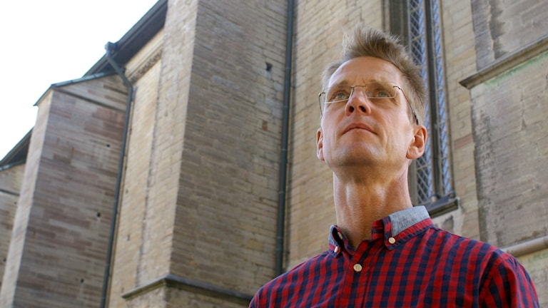 Niclas Fredriksson, Svenska kyrkan