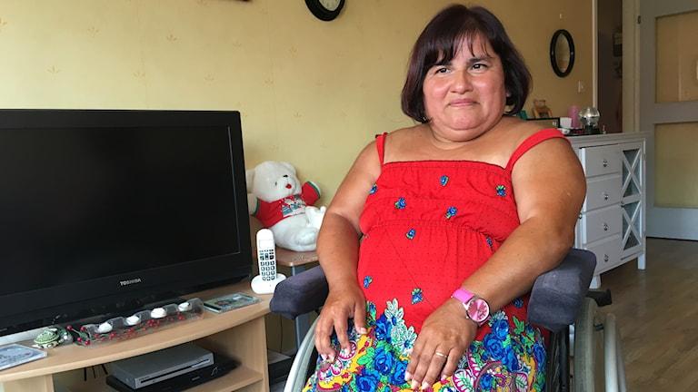 Soledad är en av de som drabbats av Försäkringskassans hårdare bedömningar.