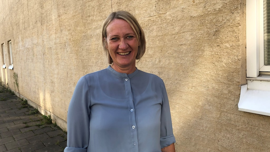 Liselotte Fager, ordförande äldrenämnden i Linköpings kommun