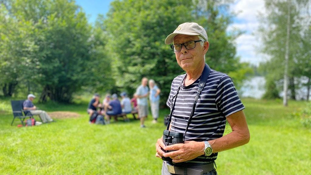 Bo Tufvesson, ordförande Naturskyddsföreningen i Finspång