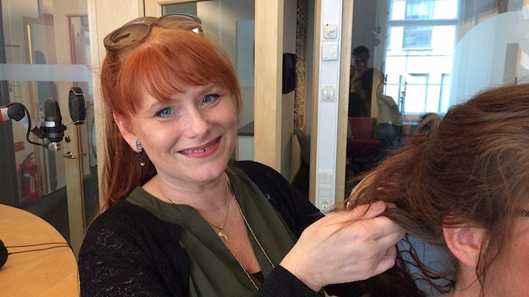Sylvia Christiernin frisör