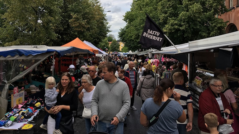 Marknad augustifesten